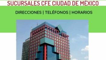 cfe ciudad de mexico