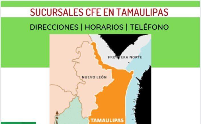 oficinas cfe tamaulipas