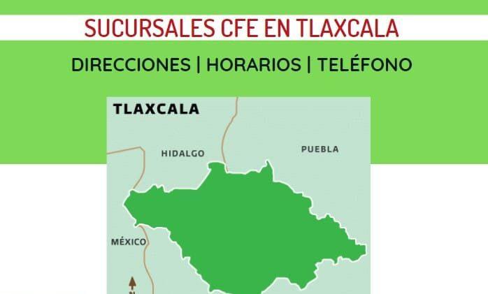 oficinas cfe tlaxcala