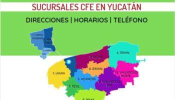 oficinas cfe yucatan